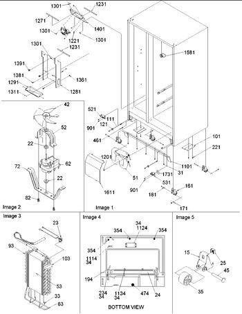 Diagram for ARS266XAW (BOM: PARS266XAW0)