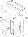 Diagram for 10 - Refrigerator Door Trim