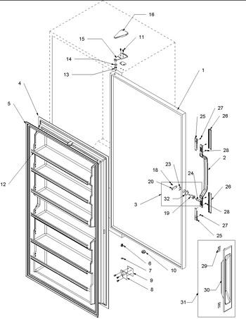 Diagram for AU150KW (BOM: P1317702W W)