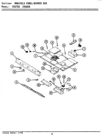 Diagram for LCRG760