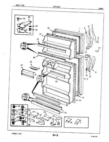 Diagram for BNT17B4VA (BOM: 7A21A)