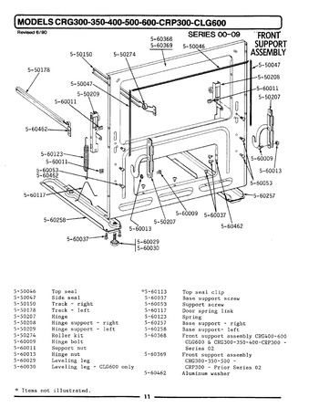 Diagram for LCRG600