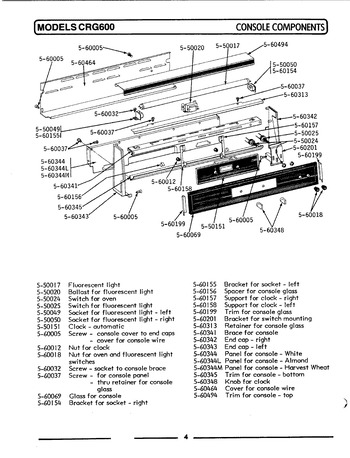 Diagram for LCRG601