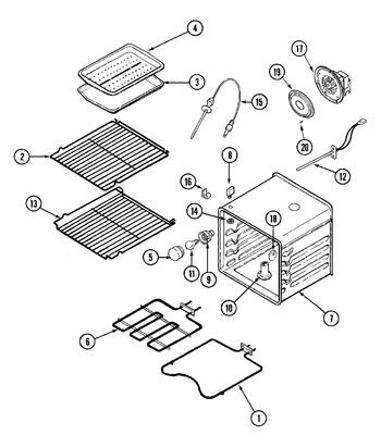 Diagram for JJW9530BAS