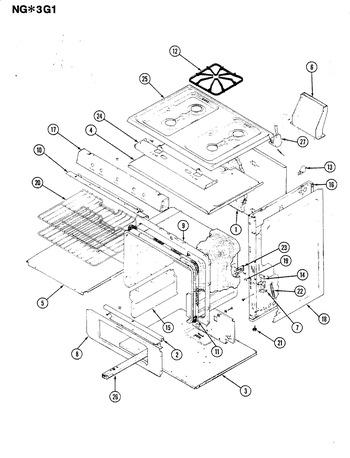 Diagram for NGA3G1