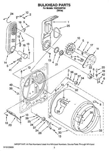 Diagram for NGD5400TQ0