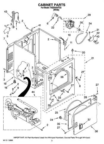 Diagram for NGD5500TQ0