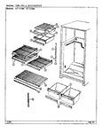 Diagram for 06 - Shelves & Accessories