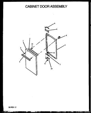 Diagram for RBP29AAL (BOM: P1142384N L)