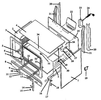 Diagram for RBL39AA0,5 (BOM: P11417130NW)