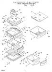 Diagram for 04 - Refrigerator Shelf
