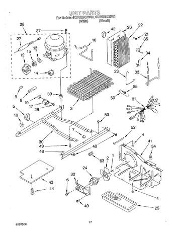 Diagram for 4KSRS25CHW00
