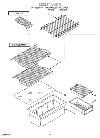 Diagram for 8ET14GKXFW02