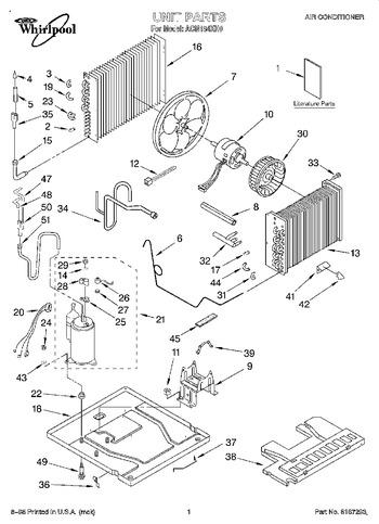 Diagram for ACM184XH0