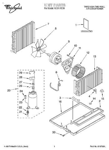 Diagram for ACU114XH0