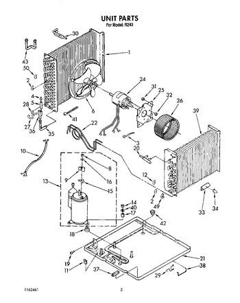 Diagram for BFR243