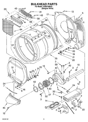 Diagram for CEM2760KQ1