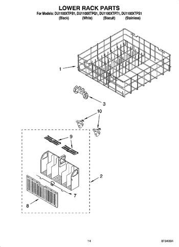Diagram for DU1100XTPQ1