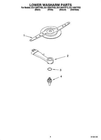 Diagram for DU1100XTPS3