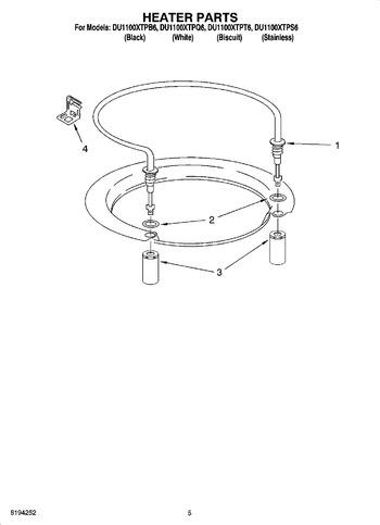 Diagram for DU1100XTPT6