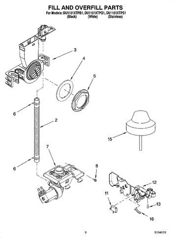 Diagram for DU1101XTPB1