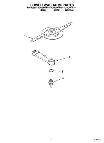 Diagram for DU1101XTPB8