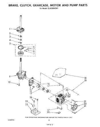 Diagram for GLA5580XSF1