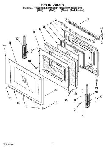 Diagram for GR563LXST2