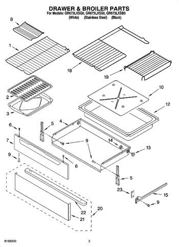 Diagram for GR673LXSB0
