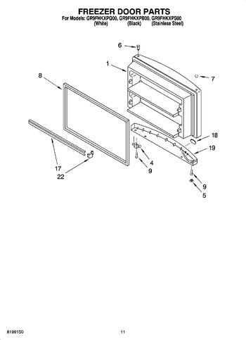 Diagram for GR9FHKXPB00