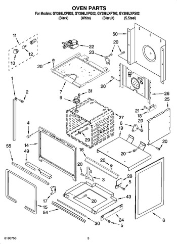 Diagram for GY398LXPQ02