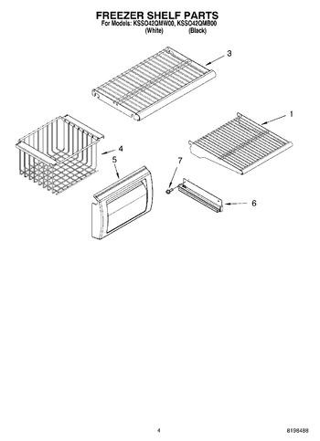 Diagram for KSSO42QMW00