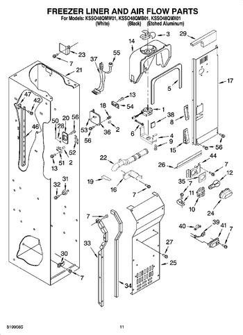 Diagram for KSSO48QMW01