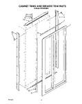 Diagram for 02 - Cabinet Trims And Breaker Trim