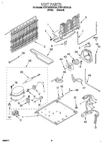 Diagram for KTRP18KDAL05