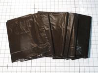 "Broan 12 Pk - Plastic Trash Compactor Bags 12"" Wide Compactors"