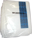 "GE Monogram 12 Pack of 12"" Plastic Trash Compactor Bags"