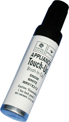 White Appliance Touch-Up Paint by GE
