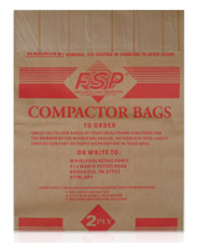 Whirlpool 675186 Compactor Bag For Use With Maytag Kitchenaid