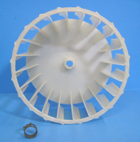Maytag Dryer Blower Wheel Assembly