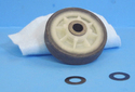 Maytag Dryer Drum Roller with Bearing