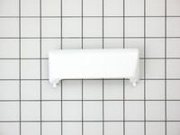 GE Dryer White Door Handle