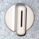 Frigidaire Dryer White Control Knob