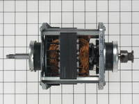 GE Dryer Motor and Pulley