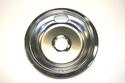 "GE Range / Oven / Stove 8"" Chrome Drip Bowl"