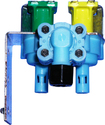 Water Valve - Model 66A, 120V-60H-20W - MOPD 150 PSI - 2186580