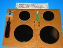 Frigidaire Range / Oven / Stove LP Conversion Kit