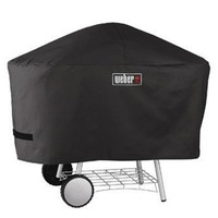 Weber 2010 One-Touch Platinum BBQ Charcoal Cover