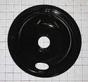 "Frigidaire Raneg / Oven / Stove 8"" Black  Drip Pan"