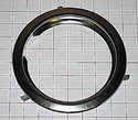 "Frigidaire Range / Oven / Stove 6"" Chrome Trim Ring"